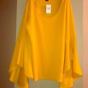 Woman's blouse.